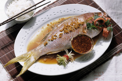Chinese style bream