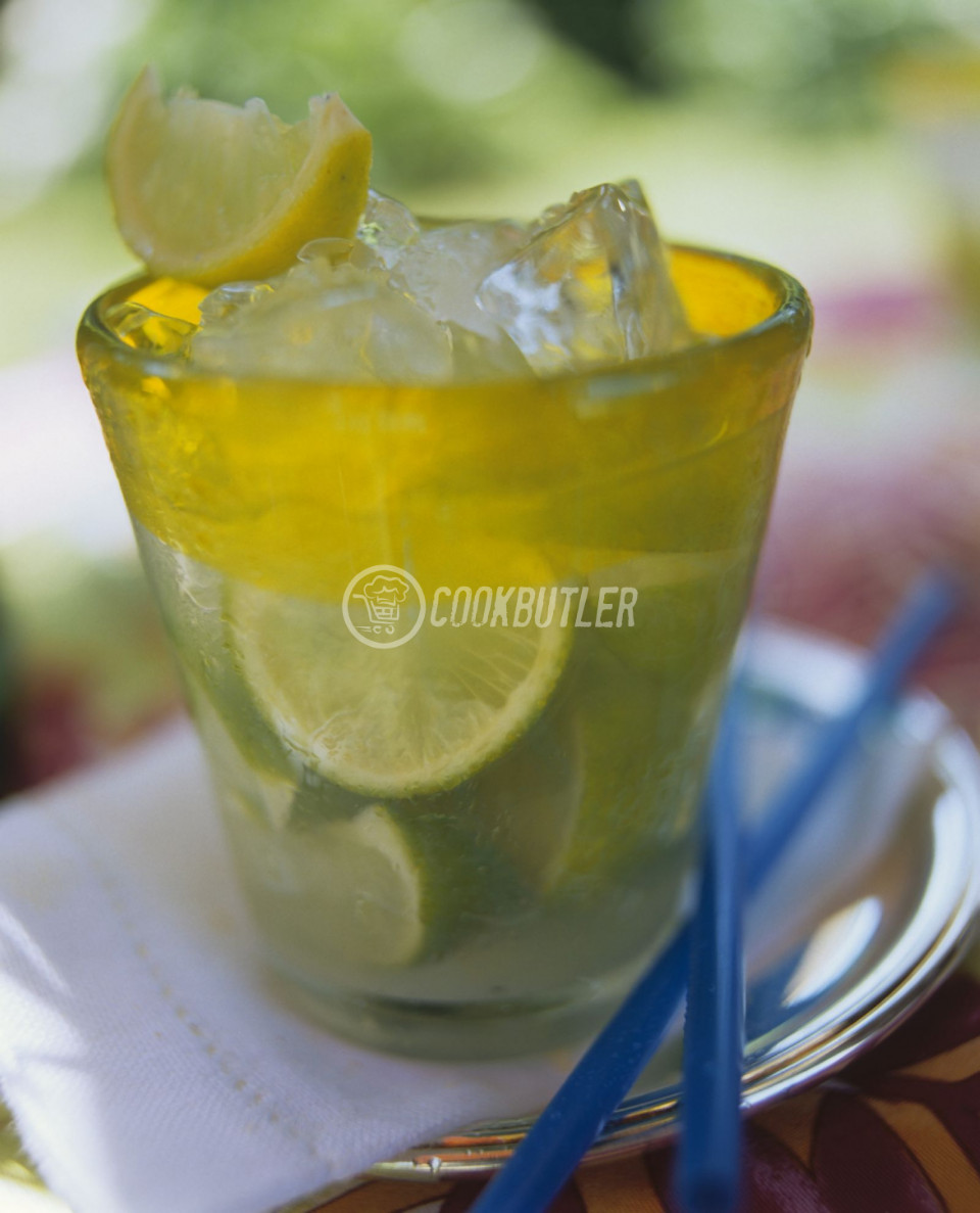 Brazilian Cocktail | preview