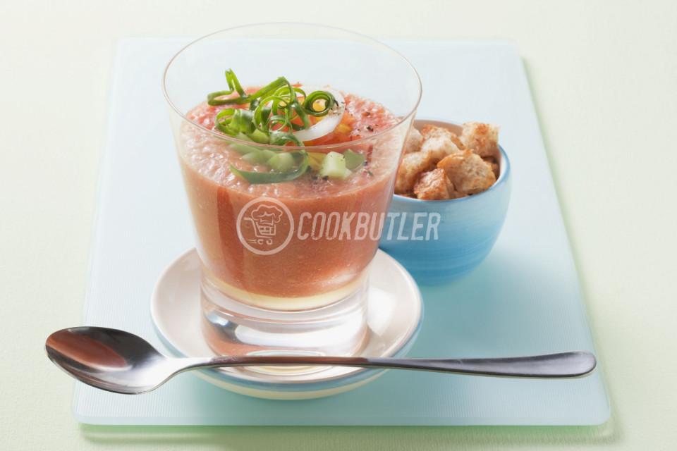 Cold Tomato Soup   preview