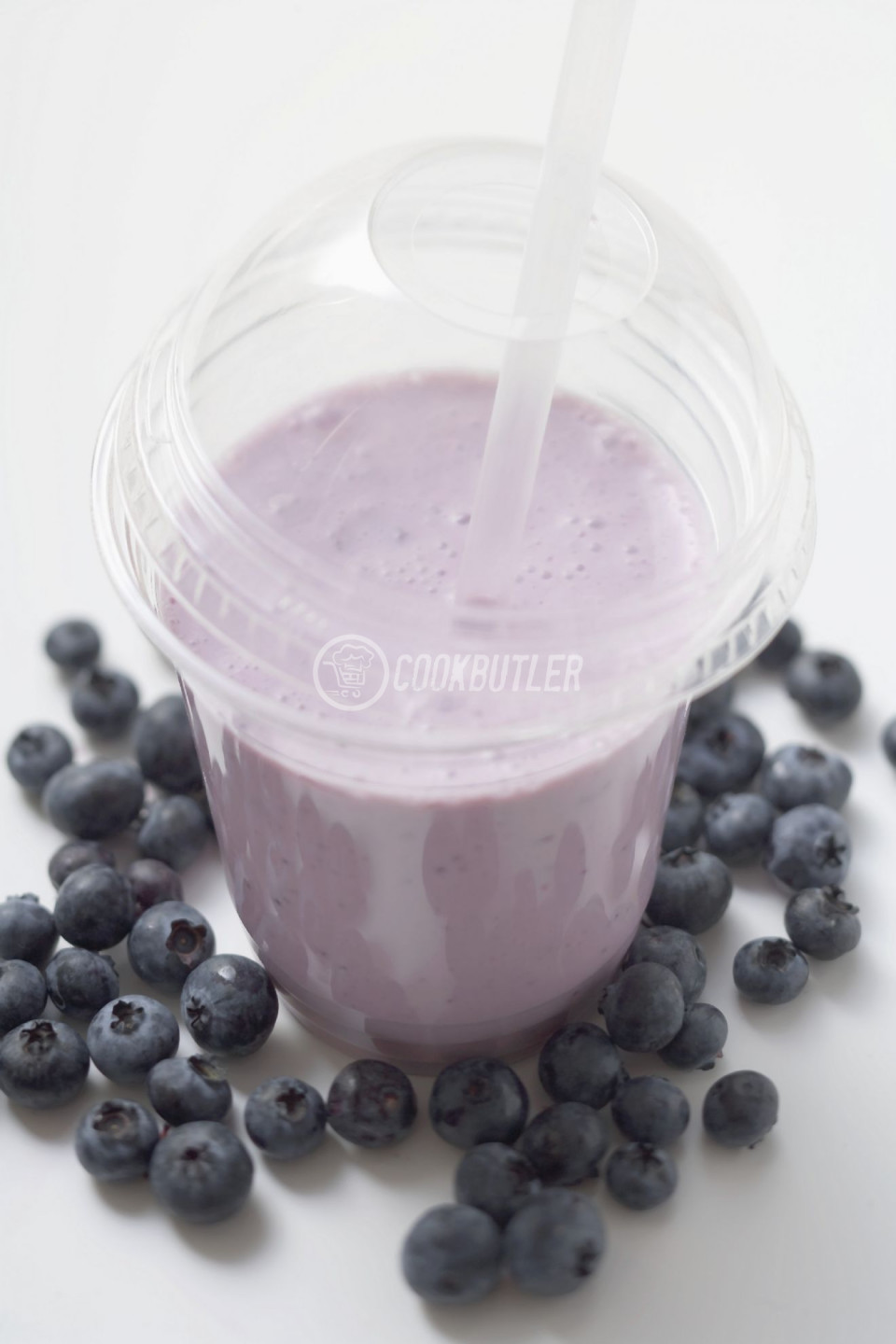 Healthy Banana and Blueberry Smoothies | preview
