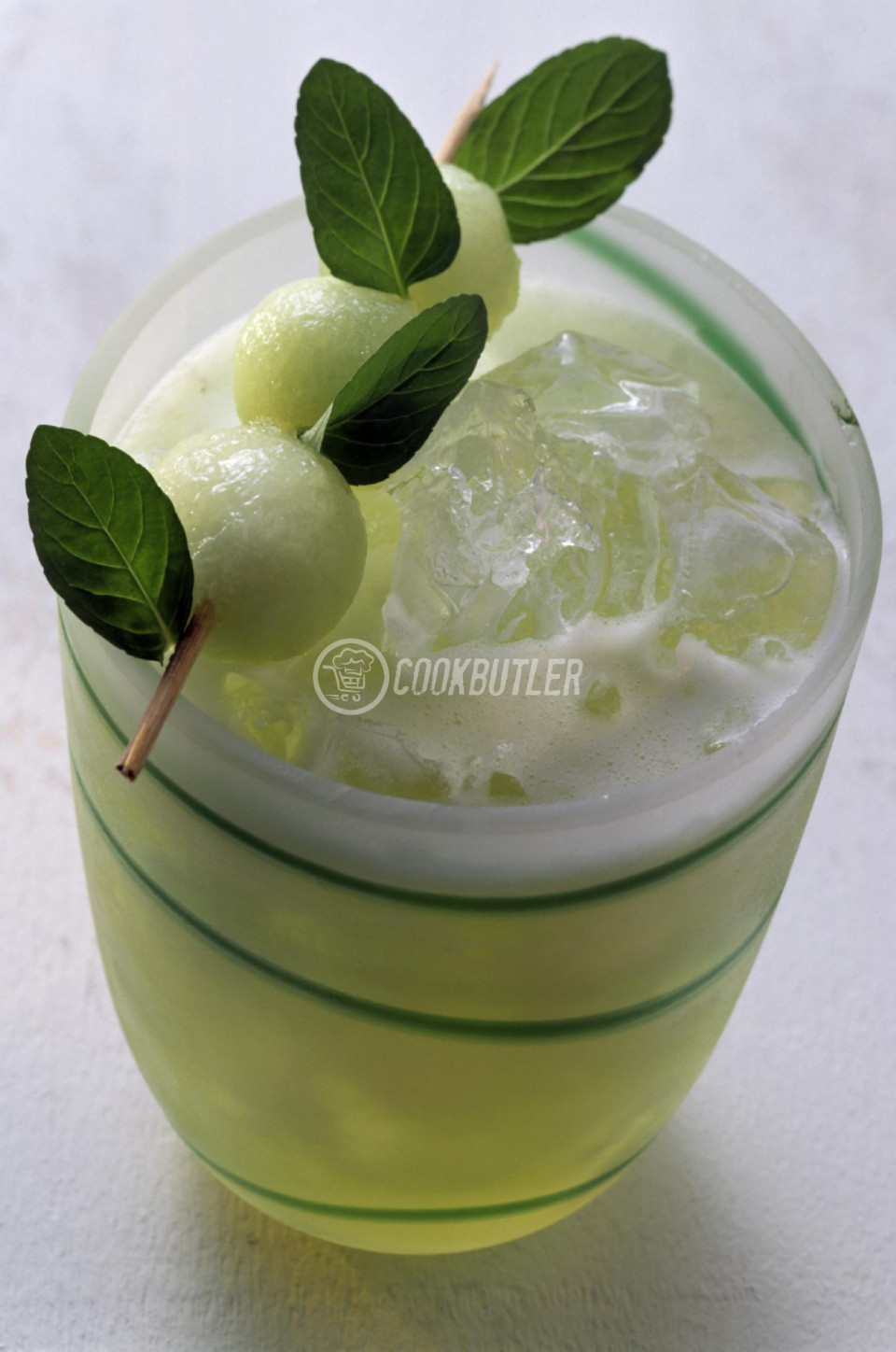 Iced Melon Mocktail   preview
