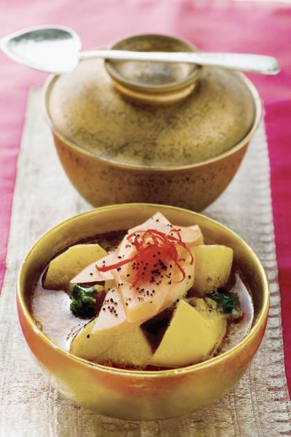 Mango and Potato Curry