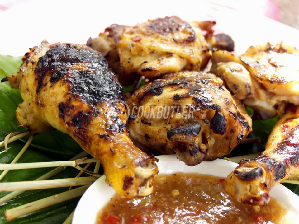 Glazed BBQ Chicken | preview