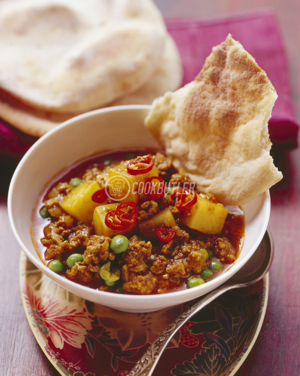 Indian Ground Meat Stew | preview