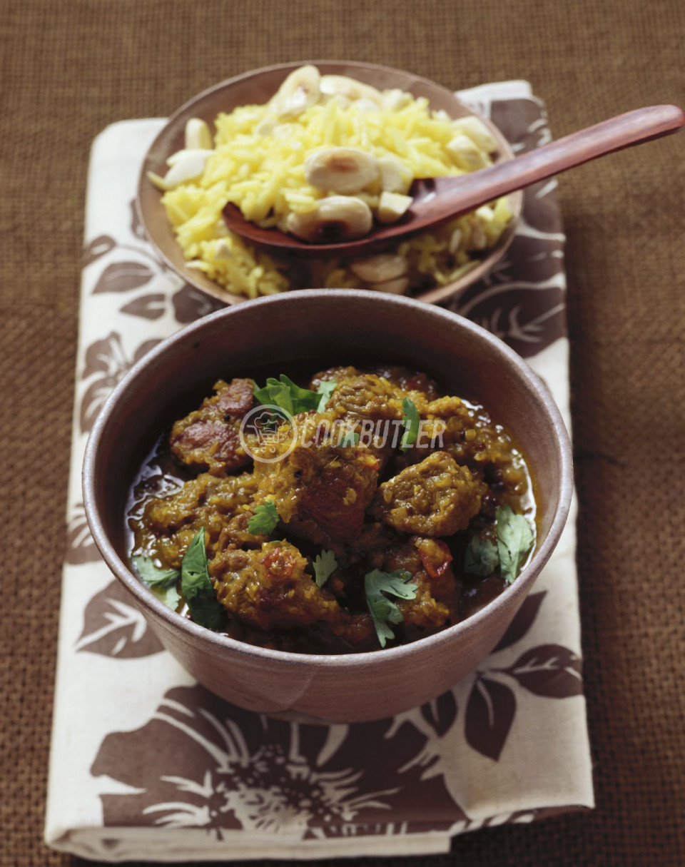 Spicy Lamb Curry   preview
