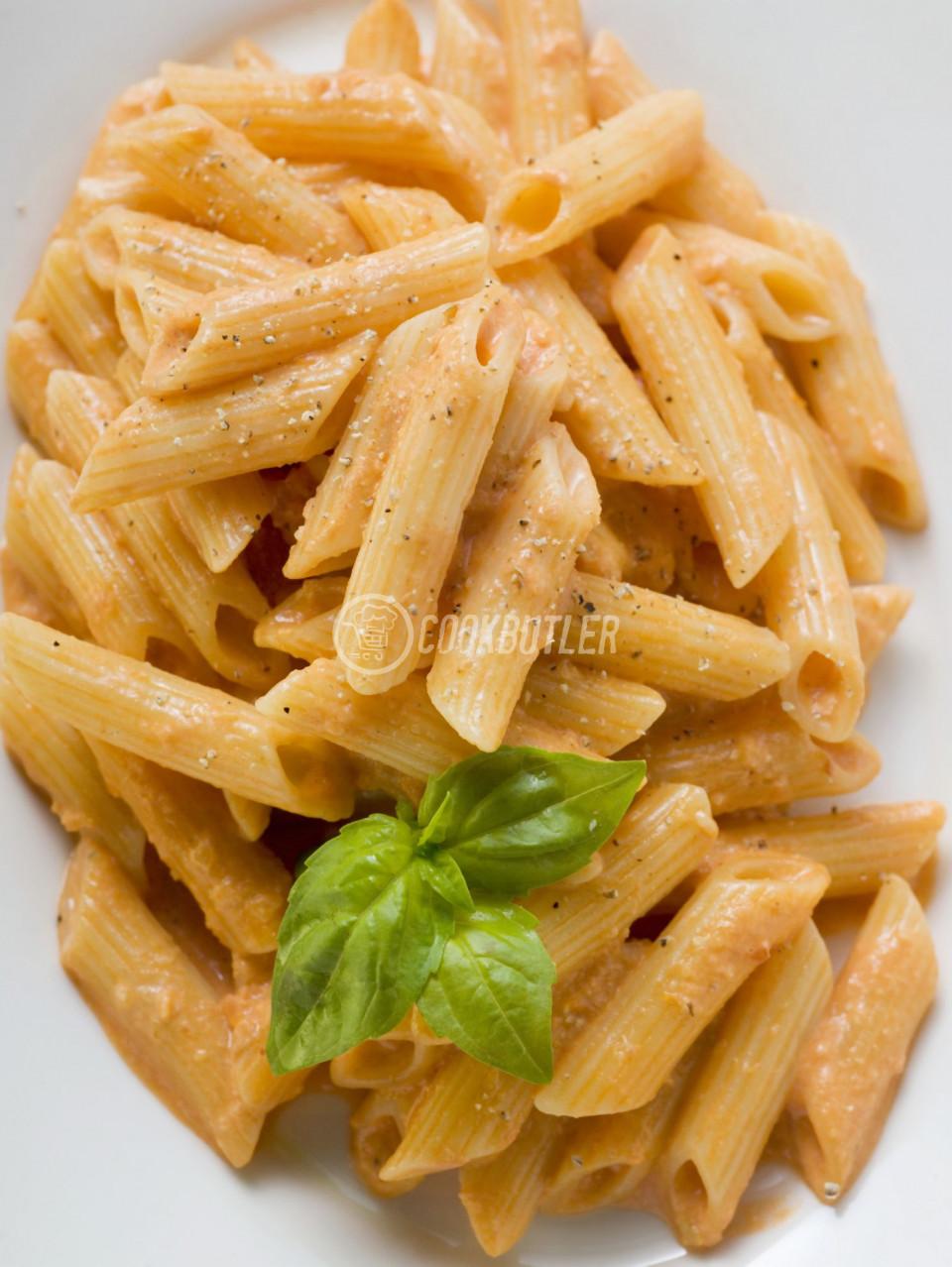 Creamy Tomato Pasta   preview