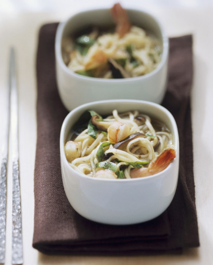 Southeast Asian Noodle Broth