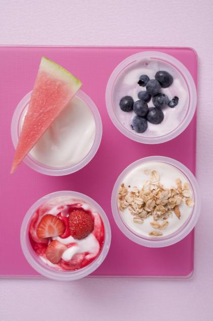 Fresh Breakfast Yoghurts