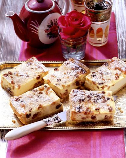 North African dessert slices