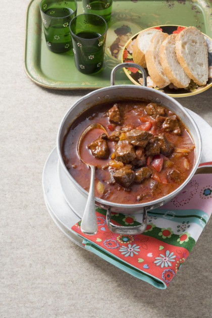 Chunky Beef and Vegetable Stew