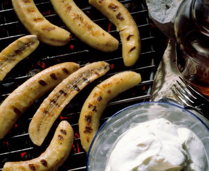 Hot Banana Dessert
