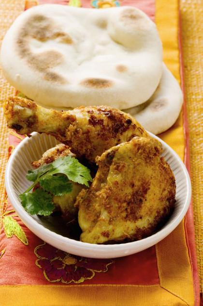 Indian Tandoori Spiced Chicken
