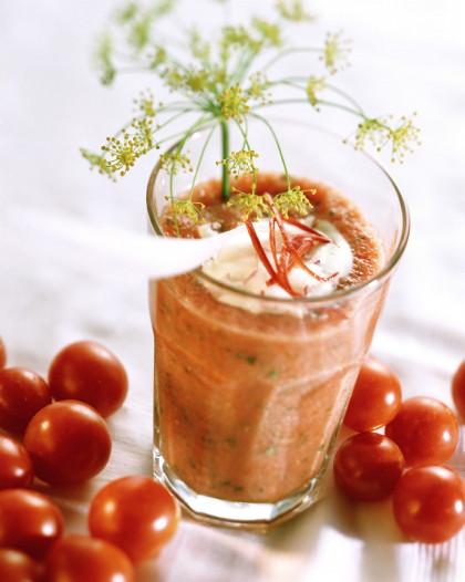 Herby gazpacho