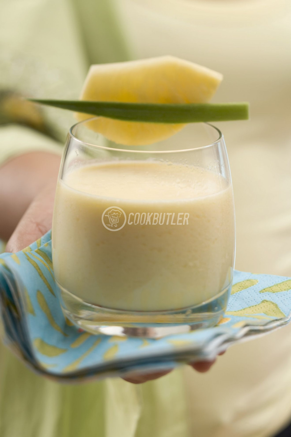 Apple and mango lassi | preview